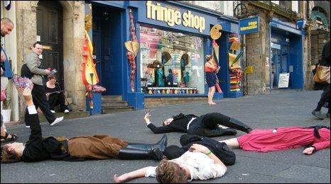 Fringe - High Street