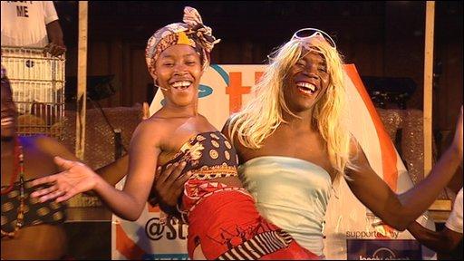 Madonna and Malawi