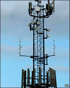 Mobile phone masts