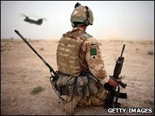 Para in Afghanistan