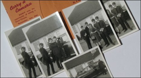 Five rare Beatles photograph taken in Dorchester