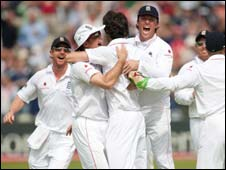The Ashes second test