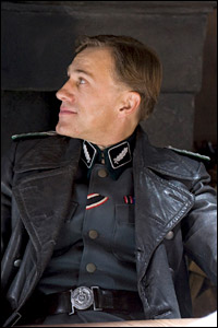 Christophe Waltz as Hans Landa