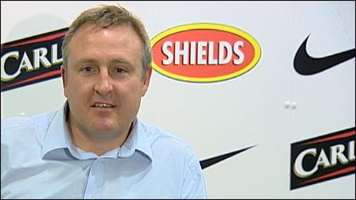Celtic assistant manager Mark Venus