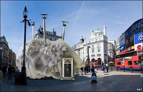 FAT's public toilet