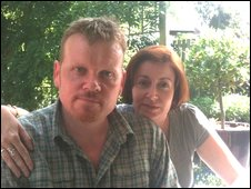 Martin and Helen Wadey