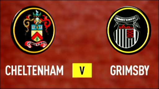 Cheltenham v Grimsby