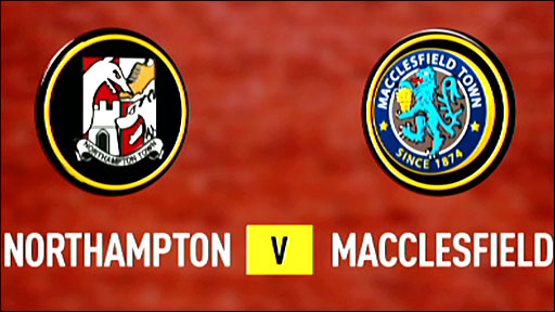 Highlights - Northampton 0-0 Macclesfield