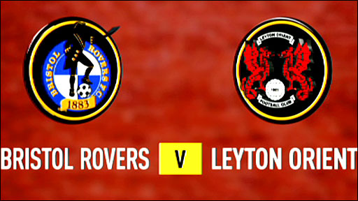 Highlights - Bristol Rovers 1-2 Leyton Orient
