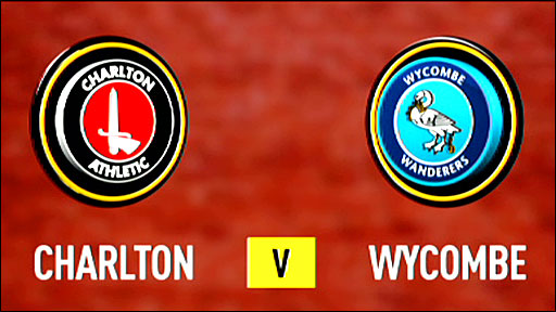 Highlights - Charlton 3-2 Wycombe