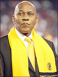 Kaizer Motaung, founder of the Kaizer Chiefs