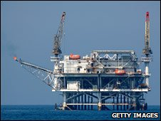 Oil platform (Getty)