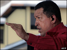 Hugo Chavez on Alo Presidente (9 August 2009)