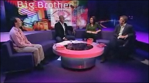 The Newsnight Review panel