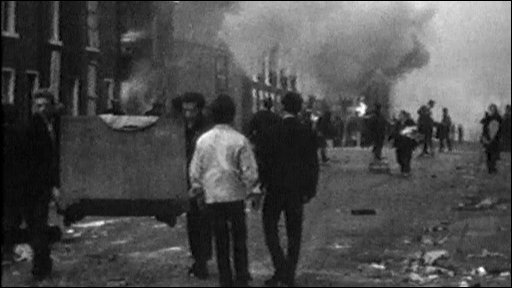 40 years since start of Troubles