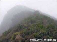 Mount Victoria, Philippines