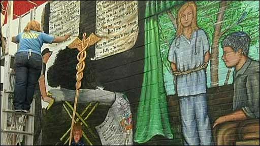 Health Reform Mural