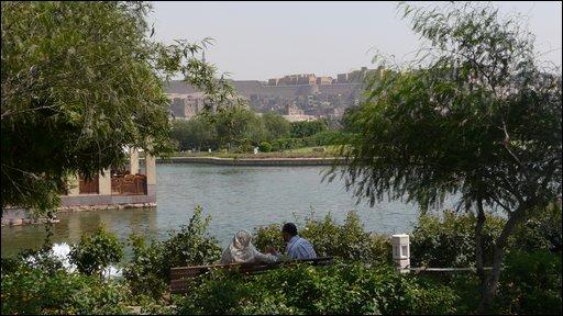 Views from Al-Azhar Park