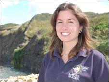Emma Rance, Marine Centre Warden