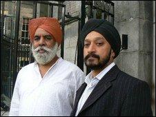 Ragbir Singh and Gary Singh
