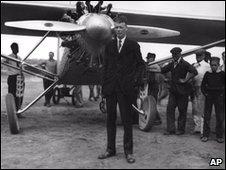 Charles Lindbergh (AP)