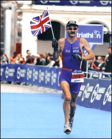 Trace Allen running
