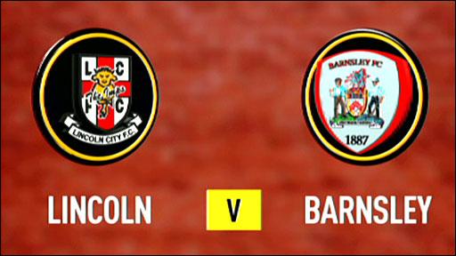 Highlights - Lincoln City 0-1 Barnsley
