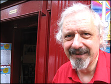 Peter Buckley Hill
