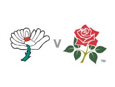 Yorkshire v Lancashire