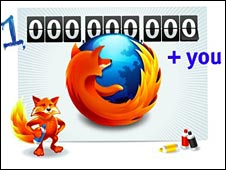 Firefox 1billion
