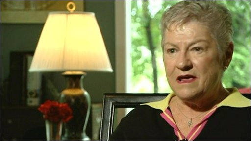 Katherine Flynn, whose son was killed in the 1988 Lockerbie bombing