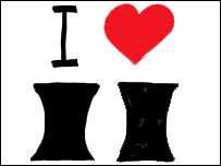 I Love Tinsley Towers logo