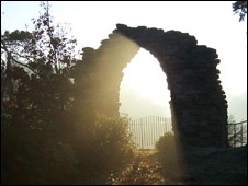 Hawkstone arch