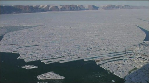 Antarctic melt