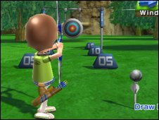 Sports Resort game