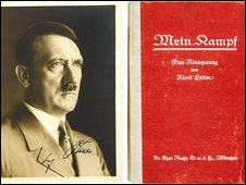 Copy of Mein Kampf