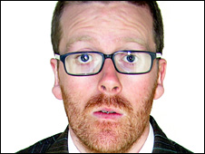 Frankie Boyle [Pic: Julie Greene Photography]