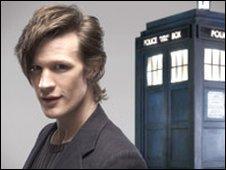 The New Doctor Who - Matt Smith