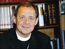 Rt Rev Lindsay Urwin