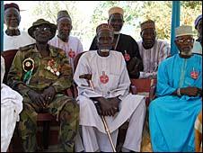 Nigerian WWII veterans