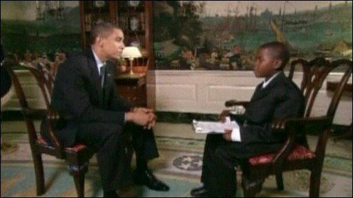 Obamas address to school children homework