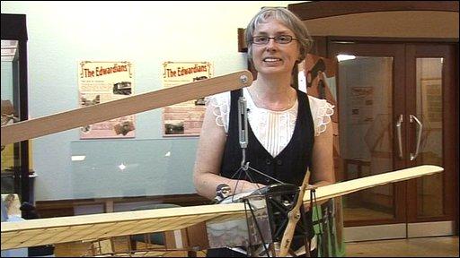 Carolyn Walton,  Doncaster museum