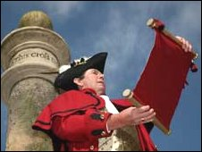 Darlington Town Crier, Peter Stemmer