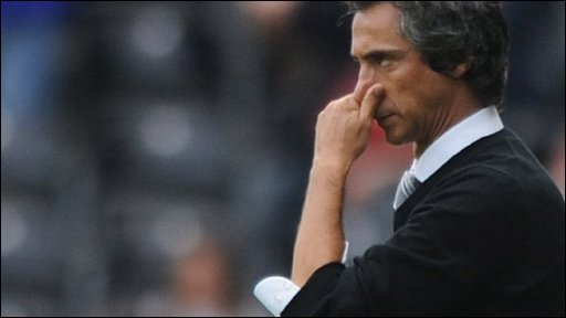 Swansea manager Paulo Sousa knows he has work to do as he continues to search for his first league point at Swansea