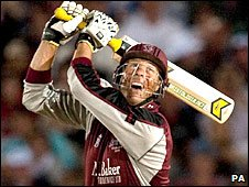 Marcus Trescothick hits out against Sussex