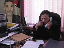 Prosecutor of Herat, Maria Bashir