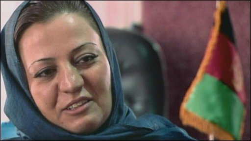 Afghanistan's first female prosecutor Maria Bashir lives in fear of assassination