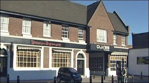 Bbc News Uk England Essex Woman Raped Behind Town