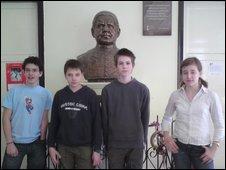 Hungarian School Reporters