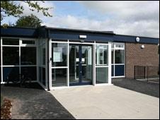 Euxton library (Pic: Lancashire County Council)